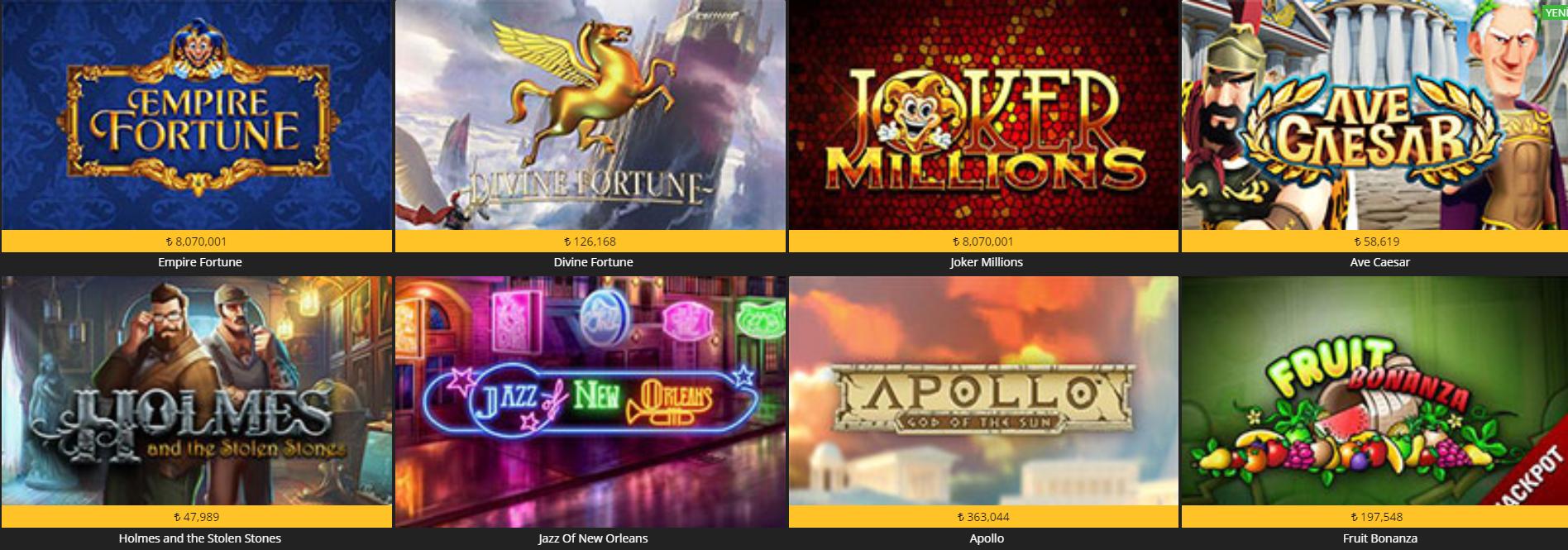 MobilBahis Sitesinde Jackpot Fırsatı