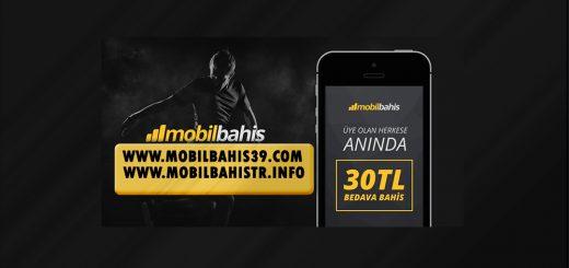 Mobilbahis39.com Adresi ve 1000 TL Bonus